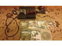 *** Working PS3 160GB MEGAPACK: 6 games + PlayStation move+ 2 controllers*** Delivery within 3 miles