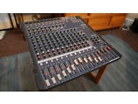 Yamaha MG166cx-USB 16 channel Mixing Desk, in full working order and perfect condition