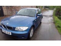 2006 BMW 118D (11 MONTHS MOT)