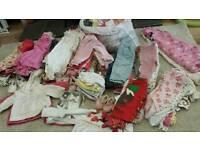 Baby girl clothes newborn-6 months