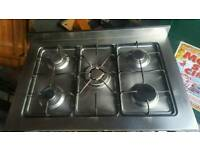 Indesit 5 burner cooker