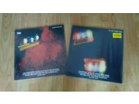 now thats what i call music vinyl LP's no 13 / no 16 - still sealed