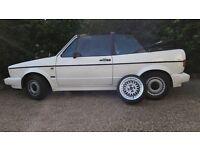 1990 MK1 Golf Clipper 1.8L