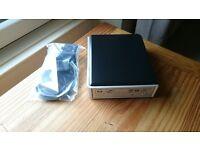 External Multiformat DVD Writer - HP dvd1170e