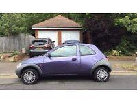 2006 FORD KA 1.2, NEW MOT (20TH JUNE 2018), FULL FORD SERVICE HISTORY, EXCELLENT CONDITION