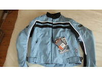 Ladies Fieldsheer Motorbike Jacket