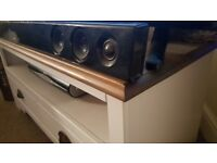 TV unit, sideboard and coffee table set