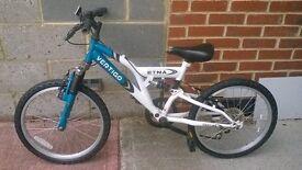 "Vertigo Etna 18"" bike"