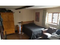 1 Double Bedroom with En Suite in 4 bed house - Current furnishing negotioable