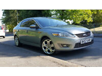 Ford Mondeo 2.5t 2007 Titanium X Genuine 76k on Clock With Full Service History 2.5 Turbo st
