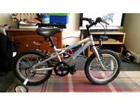 Dawes children's bike