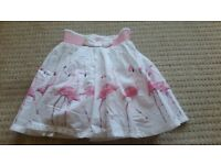 Gorgeous flamingo skirt for sale