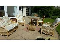 Conservatory Furniture Bamboo