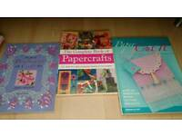 Activity 3 X Papercrafts, Paper Cutting & Parchment Craft Books