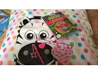 Fun kids bags £2,50 each