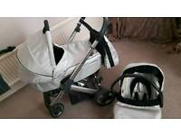Oyster baby style travel system