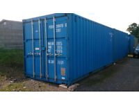 20ft x 8ft Standard Shipping Container