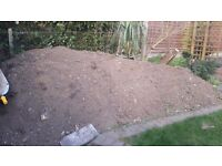Soil - free for collection. About a few tonnes