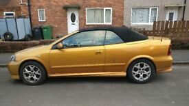Vauxhall Astra bertone 74,000 Miles, 5 months MOT please read ad.