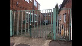 Secure Garage / Workshop / Commercial Unit / Storage, TO LET, Leicester, Leicestershire