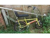 Chopper bicycle clone not Raleigh chopper