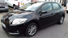 Toyota Auris-Full Service History-3 months warranty-new in stock-comes with 1 year MOT