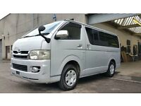 Toyota Hiace H200 D4D NEW SHAPE