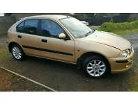 Rover 25 2002 *full years mot* only done 84k (not corsa clio picanto fiesta astra focus)