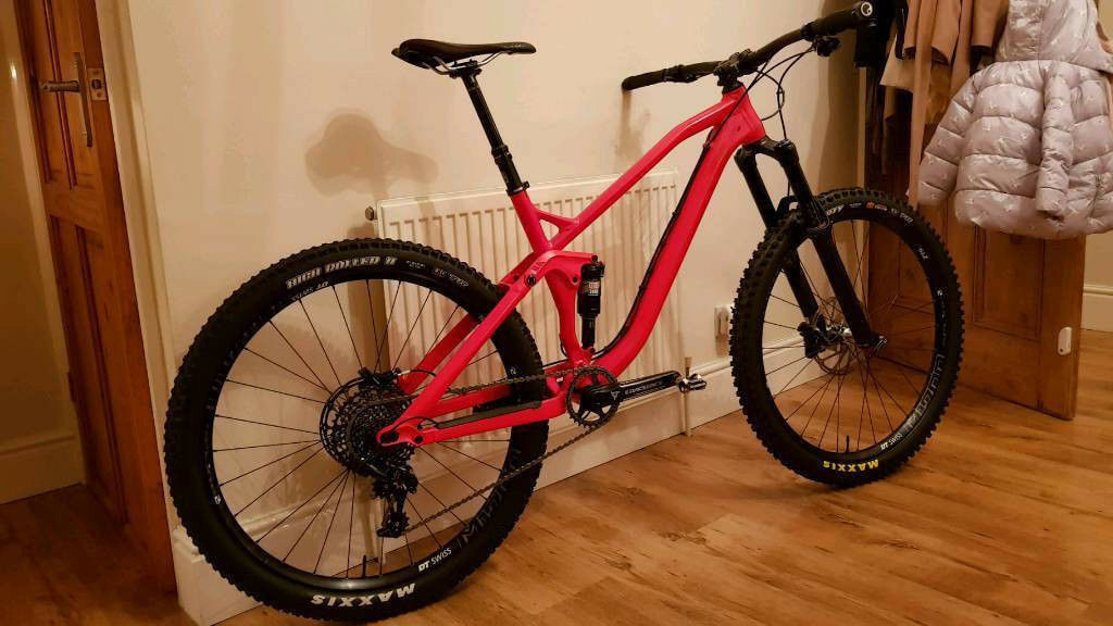 Canyon Spectral AL 6 0 EX 2017 Medium(like new) Enduro MTB Trail Bike -  Full Suss mountain bike | in Bingham, Nottinghamshire | Gumtree