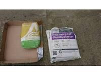 Hemp plaster