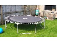 Free Large 10ft trampoline
