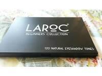 Laroc eyeshadow collection