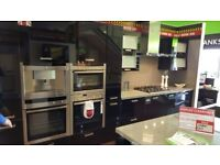 Top of the Range Ex-Display Kitchen For Sale including £6000.00 of appliances