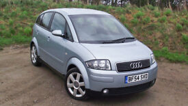 audi a2 breaking all parts