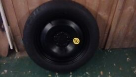 New spare tyre for Ford Mondeo