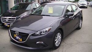 2015 Mazda MAZDA3 GS, SKYACTIV, BACK-UP CAMERA