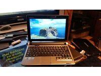 emachine kav60 screen size 10.1 windows 7 2g memory 160g hard drive webcam wifi