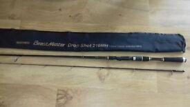 Shimano Beastmaster Dropshot Rod 2.1mt 3.5 -28g