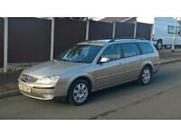 Mondeo Estate, Drives Faultless, Any test Welcome.
