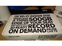USED SKY+HD BOX LIKE NEW