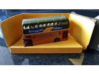 Bus old style miniature