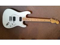Custom Fender strat
