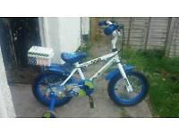 childrens police bike