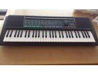 *Nearly new* YAMAHA Keyboard PSR 150 for sale