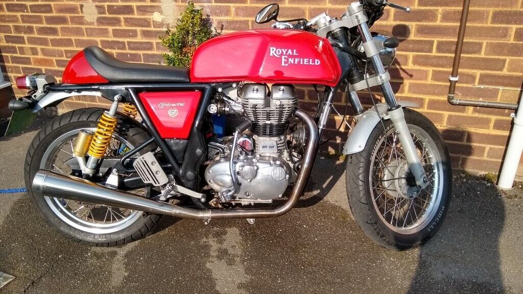 Royal Enfield Continental Gt 535 In St Albans Hertfordshire Gumtree