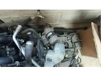 Mercedes A160 W168 engine
