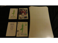 NINTENDO WII Fit with BOARD