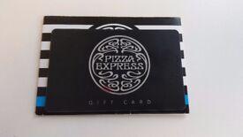£70 PizzaExpress Gift Card