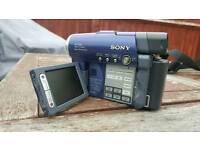 Sony Handycam 120X digital zoom