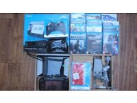 Nintendo Wii U Bundle + 12 games